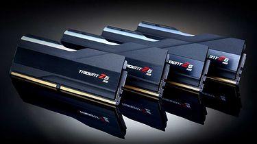 Najszybsze pamięci DDR5 z niskimi opóźnieniami. G.Skill prezentuje flagowca - Trident Z5 DDR5