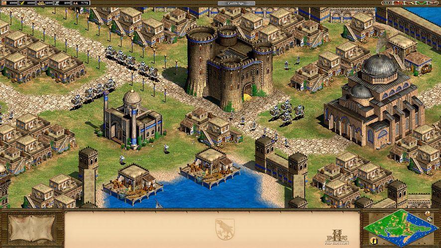 Age of Empires II w wersji HD Edition