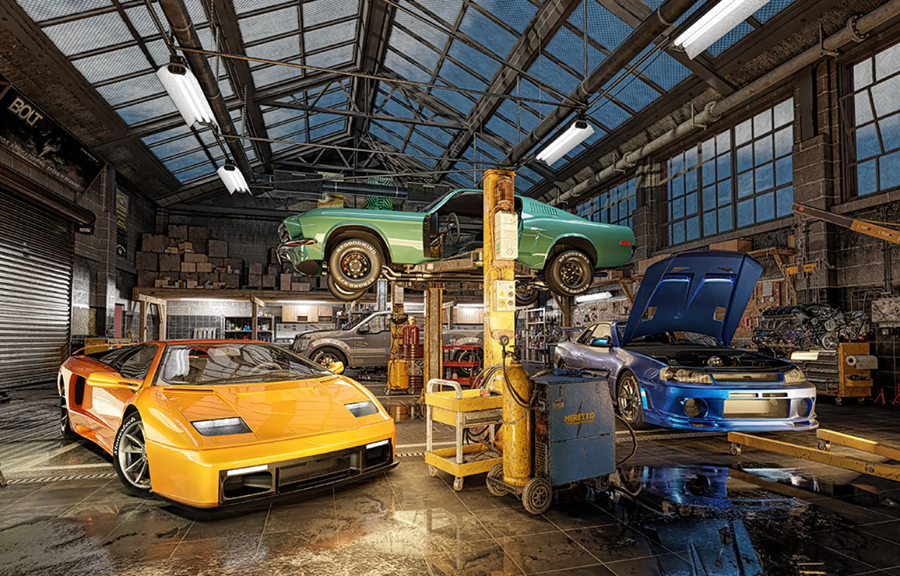 Car Mechanic Simulator 2021 to bestseler. Wielki sukces polskiej firmy - Car Mechanic Simulator 2021