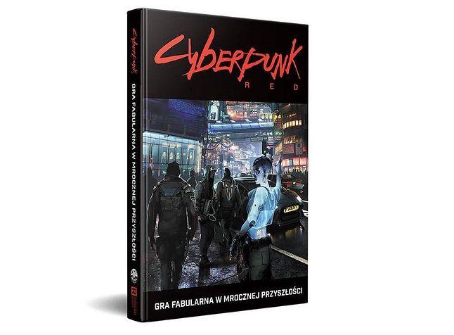 Cyberpunk RED ukaże się w języku polskim w połowie 2021 roku