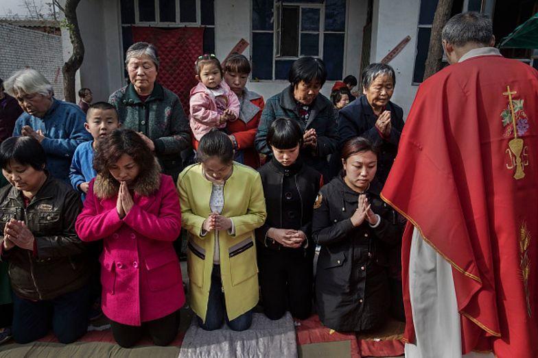 Pekin upokorzył papieża Franciszka. Ujawniono szczegóły