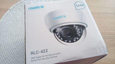 Recenzja kamery zewnętrznej IP Reolink RLC-422