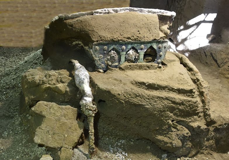 Niesamowite odkrycie w Pompejach. Zdjęcia obiegły świat