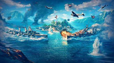 Październikowa aktualizacja World of Warships Legends! -