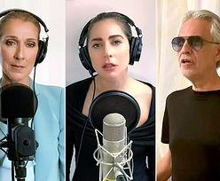Koncert, który zorganizowała Lady Gaga. Wystąpili Celine Dion, Andrea Bocelli, Taylor Swift i inni. Zobacz nagranie