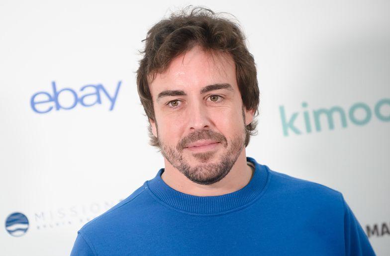 Fernando Alonso trafił do szpitala!