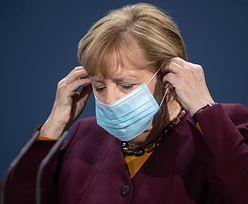 Rekord zakażeń. Angela Merkel podejmie drastyczne kroki?
