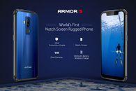 Ulefone Armor 5 — pierwszy smartfon typu rugged z wyświetlaczem typu notch w sprzedaży już 6 sierpnia