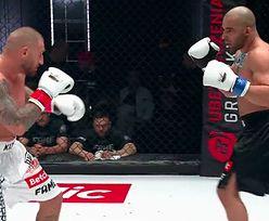 Fame MMA 9. Bez fajerwerków w walce wieczoru. Zadecydowali sędziowie