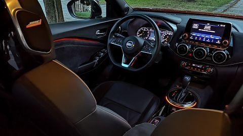 Nissan Juke N-Design: System ProPilot oraz audio Bose Personal Plus