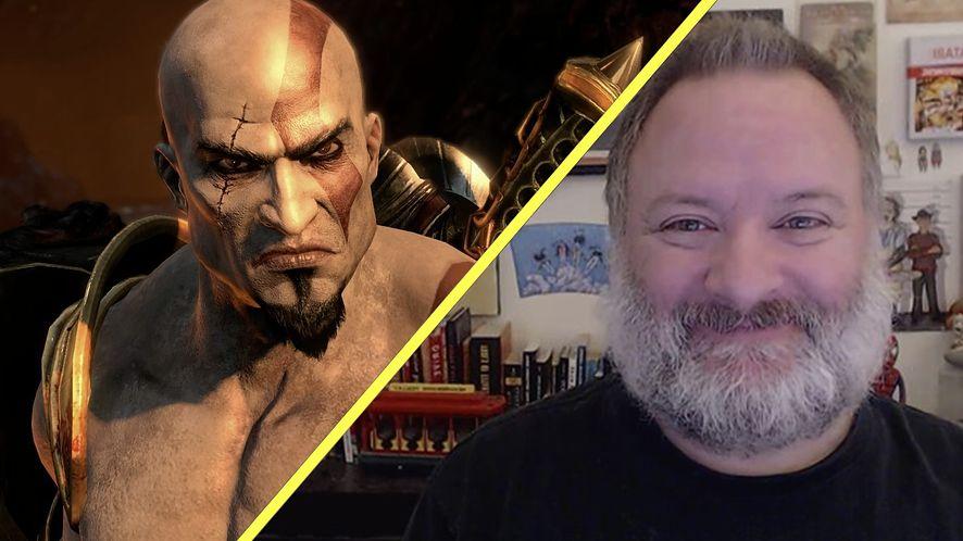 David Jaffe, twórca legendarnej serii God of War