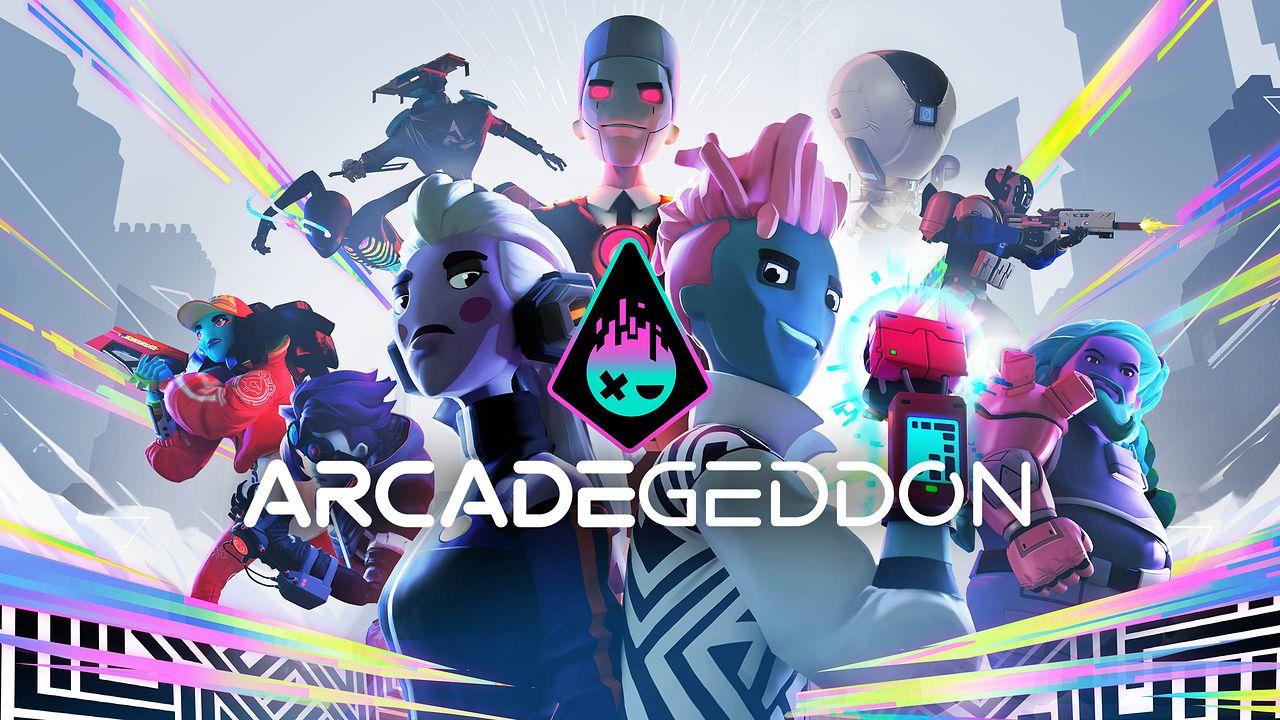 Arcadegeddon - kooperacyjna rozwałka w pogoni za skórkami i kosmetyką