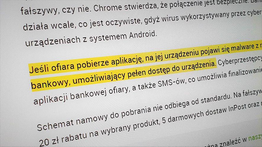 Link to Text Fragment to bardzo ciekawy dodatek do Chrome'a, fot. Oskar Ziomek