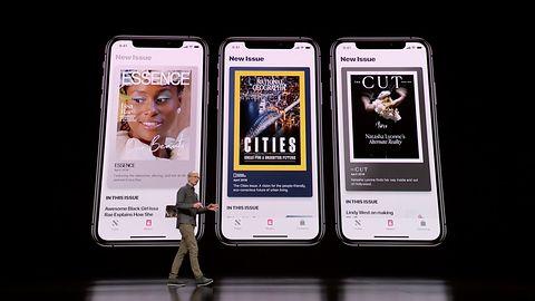 Apple uruchamia Apple News+ z subskrypcją na najlepsze magazyny