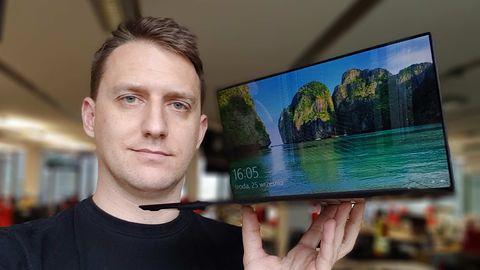 Acer Swift 7. Cienki i drogi. Milimetr tego laptopa kosztuje 760 zł