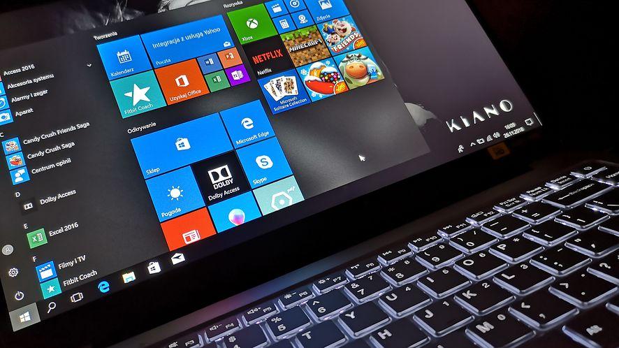 Microsoft zapowiada lepszego Windowsa 10, fot. Oskar Ziomek