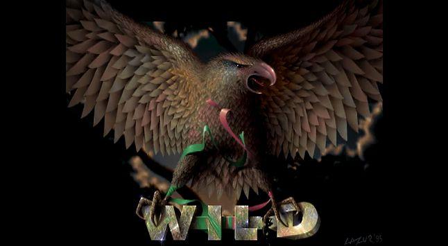 """""""Wild"""" - slide-show grupy Anadune z niesamowitymi grafikami Lazura"""