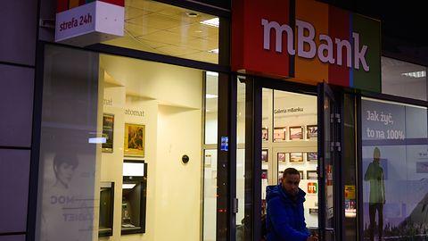 mBank ostrzega klientów. Przestępcy podszywają się pod pracowników