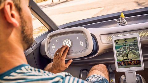 """Volkswagen i NVIDIA: nowy """"Ogórek"""" początkiem motoryzacyjnej rewolucji"""