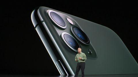 iPhone 11. Wszystkie modele jednak z 4 GB RAM. Potwierdza AnTuTu