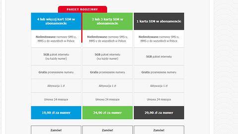 Telefon i Internet od Canal+ w rękach Albatrosa