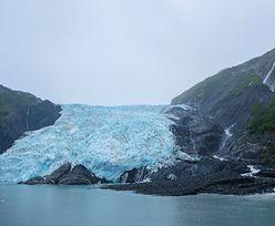 Naukowcy ostrzegają. Zmiana klimatu może wywołać tsunami na Alasce