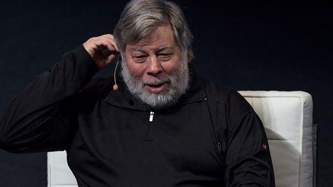 Steve Wozniak nadal pracuje w Apple. Zarabia 50 dolarów tygodniowo