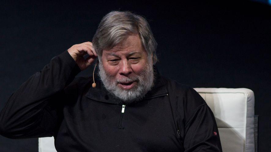 Wozniak przyznaje, że nigdy nie zwracał uwagi na pieniądze /fot. GettyImages