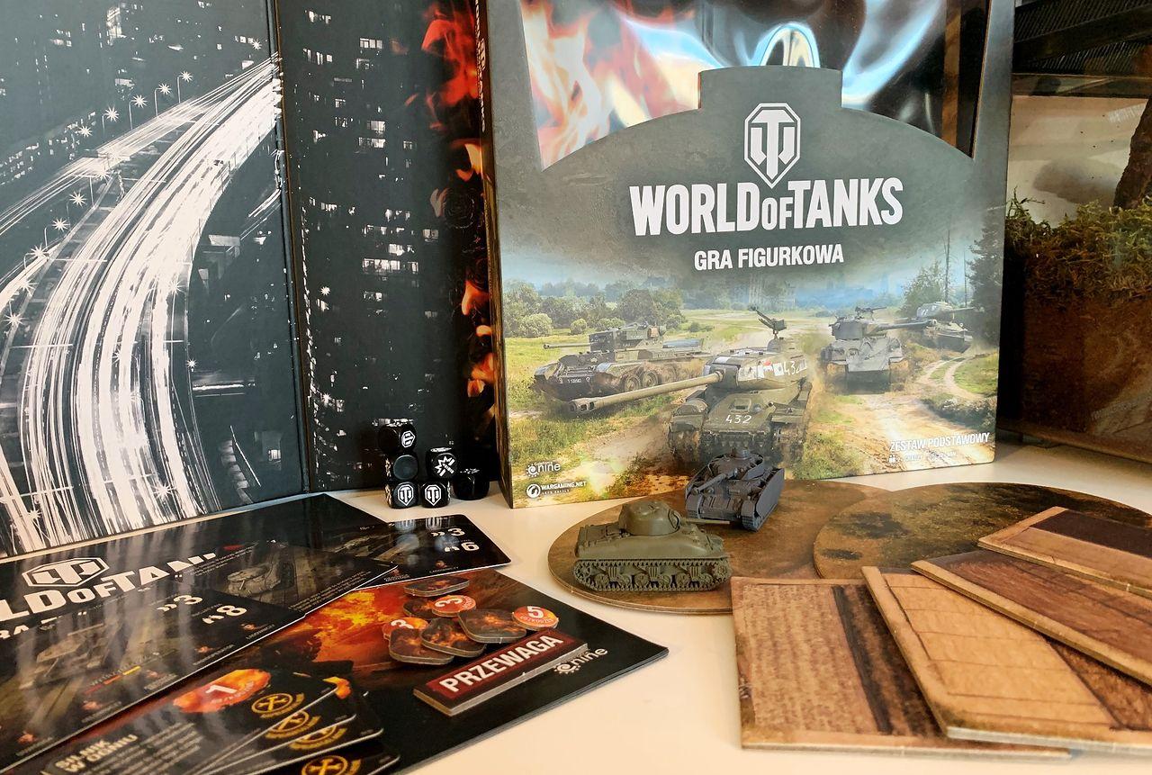World of Tanks: gra figurkowa - szybka, prosta i genialna dla początkujących [Recenzja] - World of Tanks: gra figurkowa
