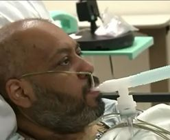 Zakażony antyszczepionkowiec przeszedł podwójny przeszczep płuc. Teraz apeluje