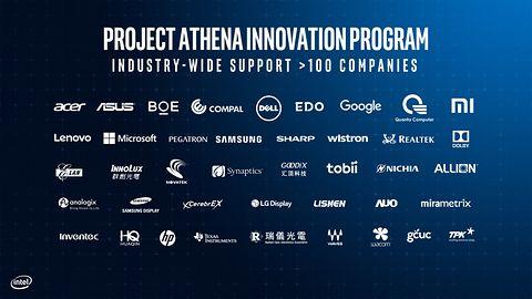 IFA 2019. Intel i jego procesory 10 gen. w nowych laptopach z Project Athena