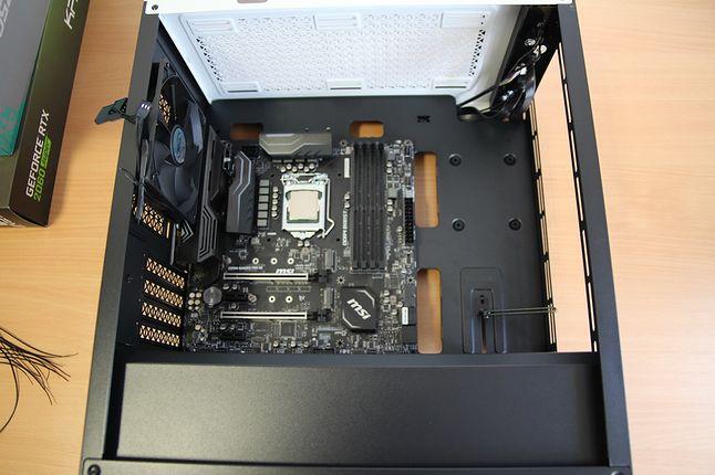 Z370M w przyszłości można rozbudować nawet o i9-9900K.