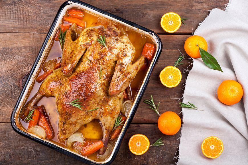 Mięso z indyka jest pełne białka i składników mineralnych
