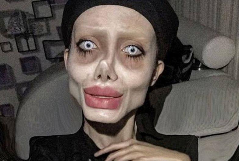 Chciała być jak Angelina Jolie. Dramat gwiazdy Instagrama