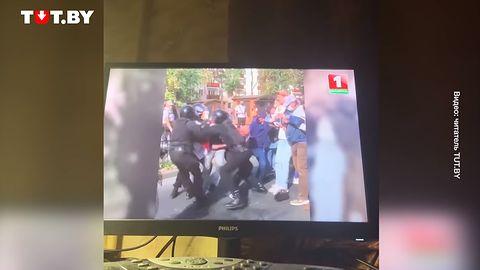 Atak hakerski na białoruską telewizję. Nexta zamiast propagandy pokazuje sceny przemocy