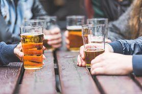 Młoda kobieta ostrzega przed nadużywaniem alkoholu - publikuje szokujące zdjęcie