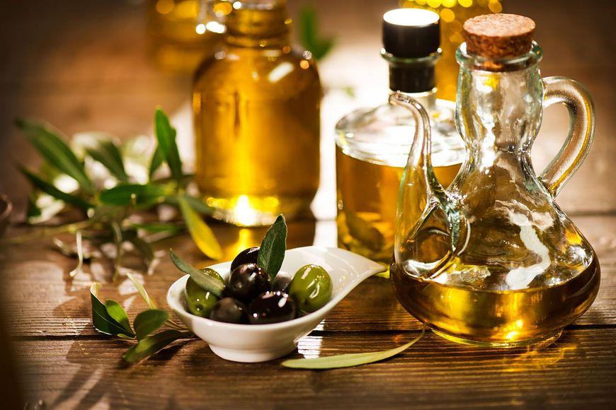 Olej z alg w kuchni