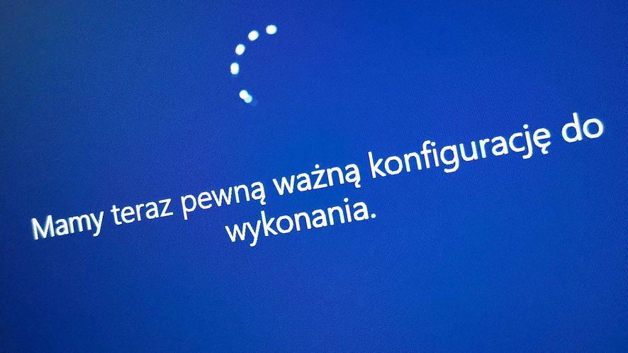 Windows 10 ma wciąż problem z obciążeniem CPU, fot. Oskar Ziomek