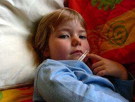Czy moje dziecko choruje na grypę?