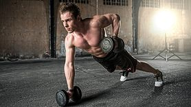 Dieta dla sportowca - zasady, przykładowy jadłospis, dieta wysokobiałkowa, odżywki