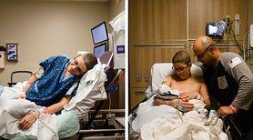"""Chorująca na raka piersi kobieta urodziła zdrowe dziecko. """"Musiałam przejść amputację piersi, cesarkę, chirurgiczne wycięcie jajowodu, 16 chemioterapii"""""""