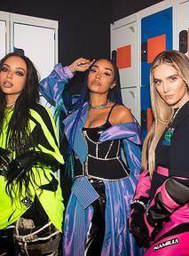 """Dziewczyny z Little Mix """"zmieniły płeć"""" i tańczą razem z drag queens!"""