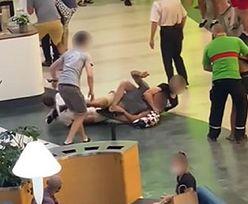 Turcy obrazili dziewczynę Polaka. Wielka rozróba w galerii handlowej w Warszawie