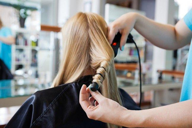 Środki chroniące włos przed wysoką temperaturą