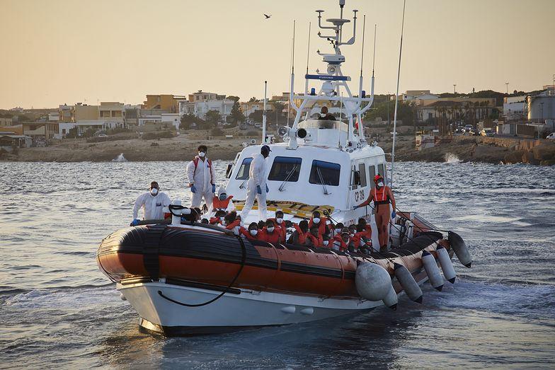 Tragedia na Morzu Śródziemnym. Zatonął statek. Nie żyją 43 osoby