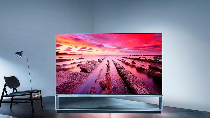 LG ujawnia ceny swoich telewizorów 8K i 4K OLED oraz LCD na 2020 rok, fot. LG