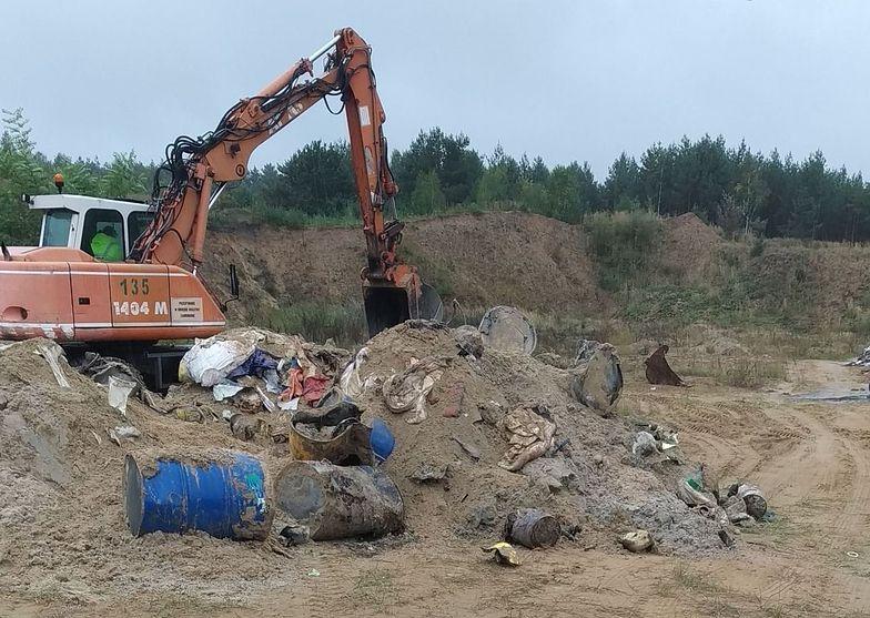 Mafie śmieciowe działały w różnych częściach Polski