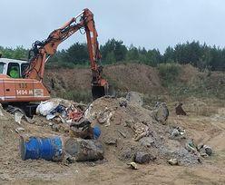 Śląsk. Mafie śmieciowe. Pozbyli się 14,5 tys. ton niebezpiecznych odpadów