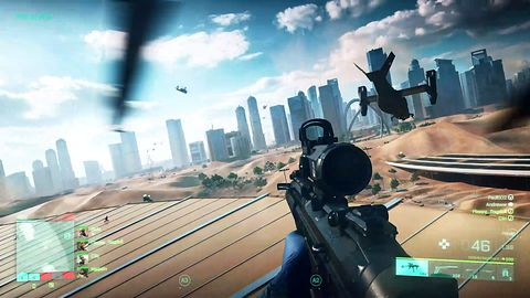 Battlefield 2042. Widzieliśmy grę w akcji. Zapowiada się hit