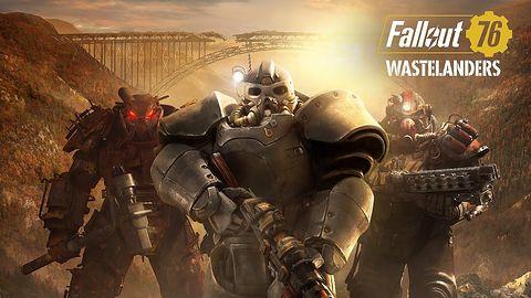 Fallout 76: Wastelanders — strzała wyjęta, ale rana jeszcze swędzi